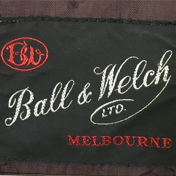 Label B&Welch